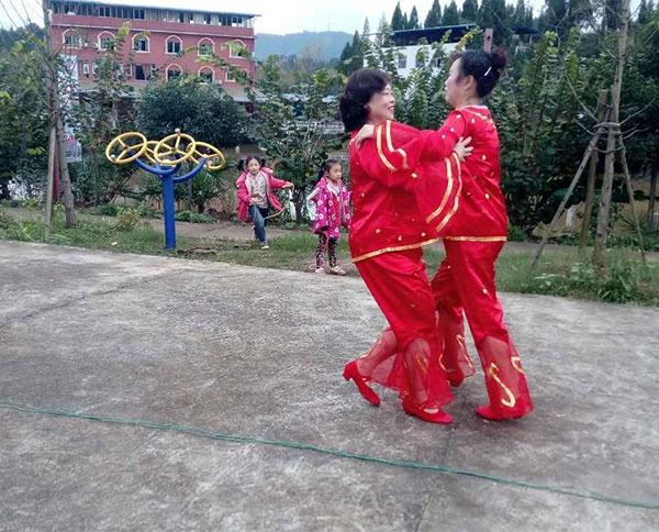 西充舞蹈娱乐