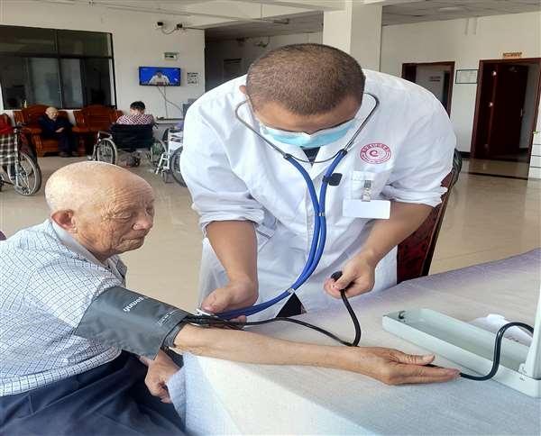 蓬安检测血压